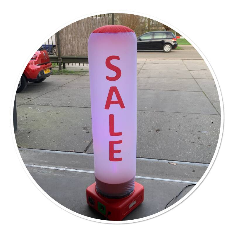 "Mini Tube ""SALE"""