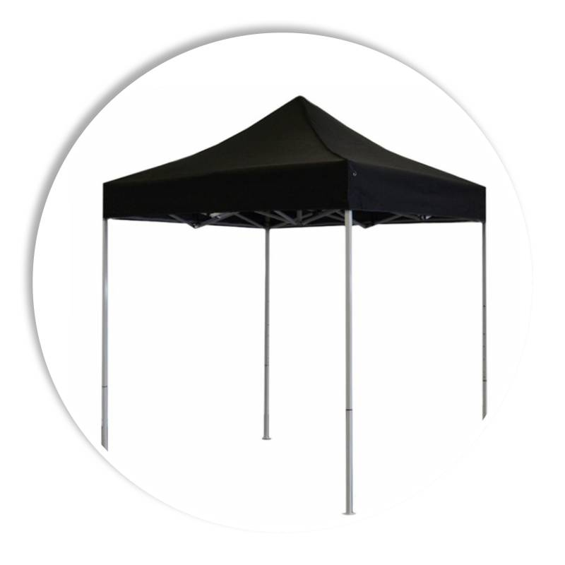 Partytent 3x3m (easy-up)