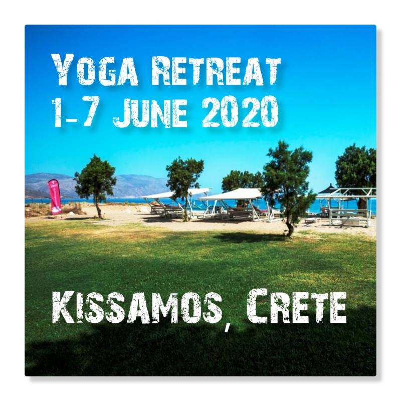 Yoga retreat Naya,  Kissamos, Crete shared room. Deposit
