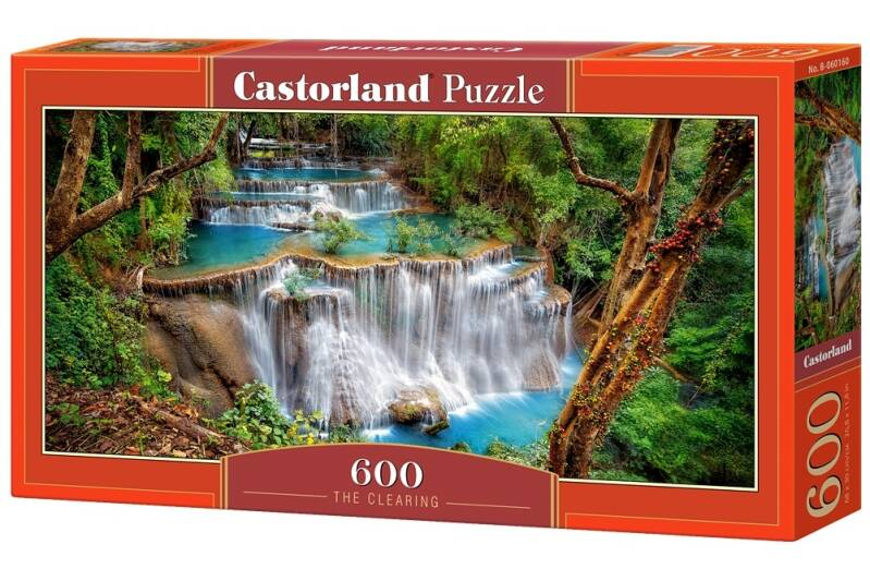 Castorland puzzel the clearing