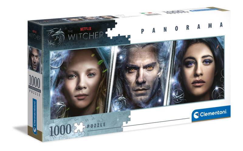 Clementoni puzzel the Witcher