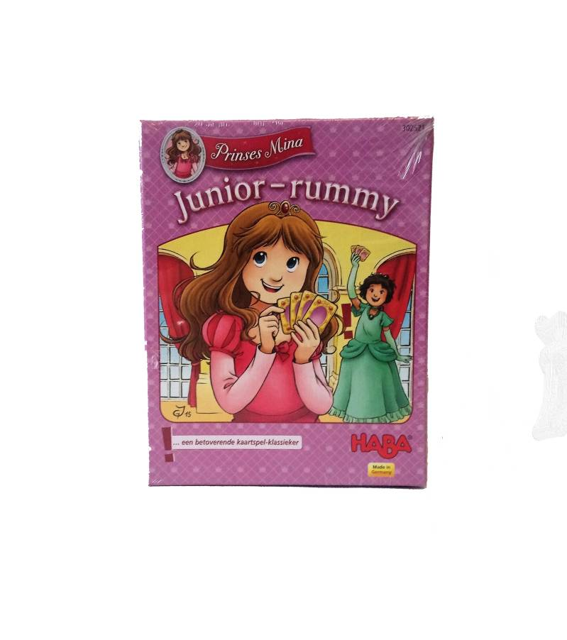 Haba Junior-Rummy (prinses Mina)