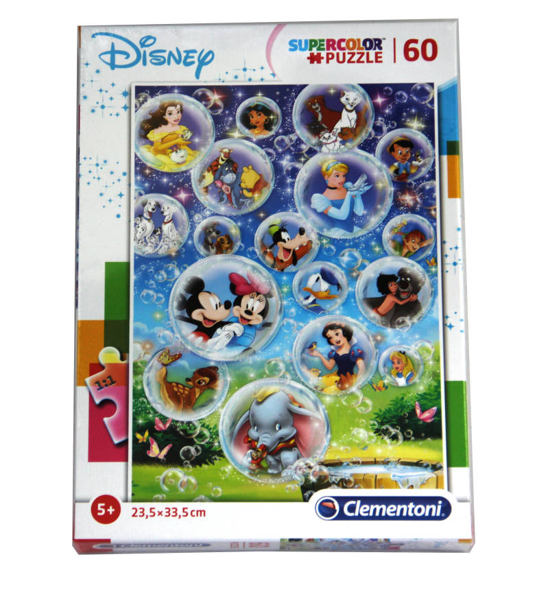 Puzzel Disney Figuren