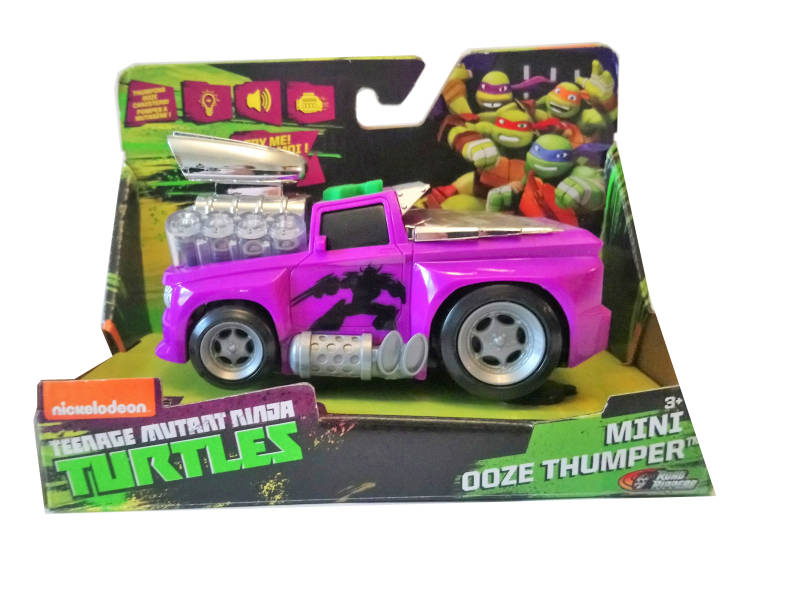 Road Rippers Mini Ooze Thumper