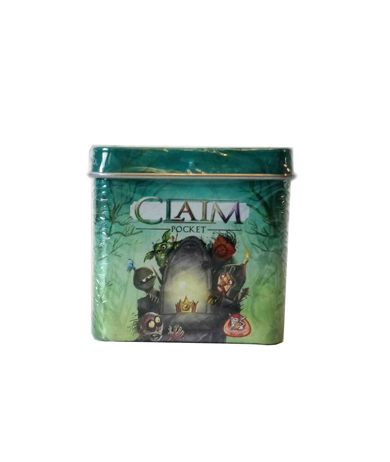 White Goblin Games Pocket Spel Claim
