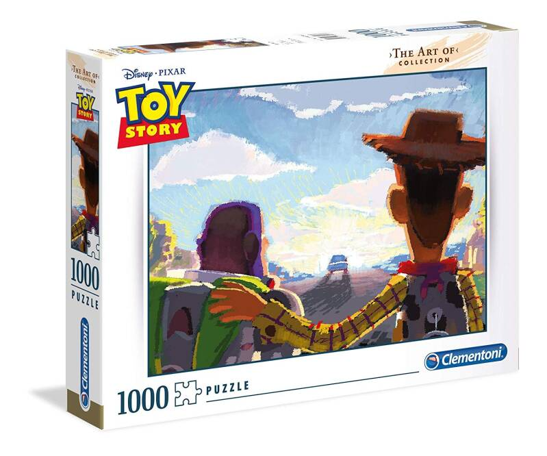 Clementoni Puzzel Toy Story