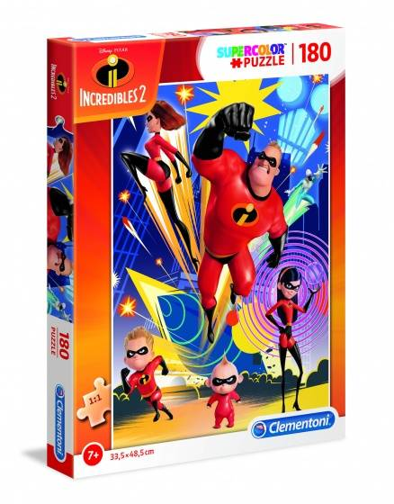 Puzzel The Incredibles 2