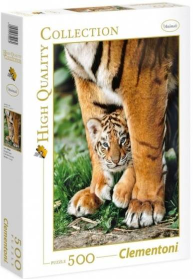 Puzzel Tijger High Qualtiy Collection