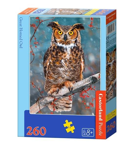 Puzzel Uil