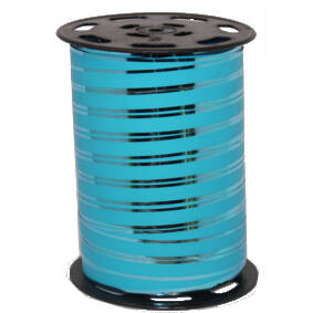 Lint Gregoire turquoise  10mmx225mtr - per rol