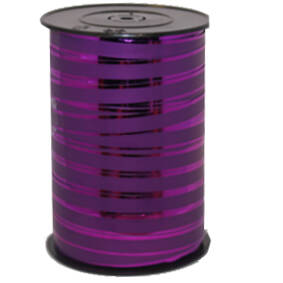 725410 Lint luxe 10mmx225mtr Gregoire paars (violet) per rol