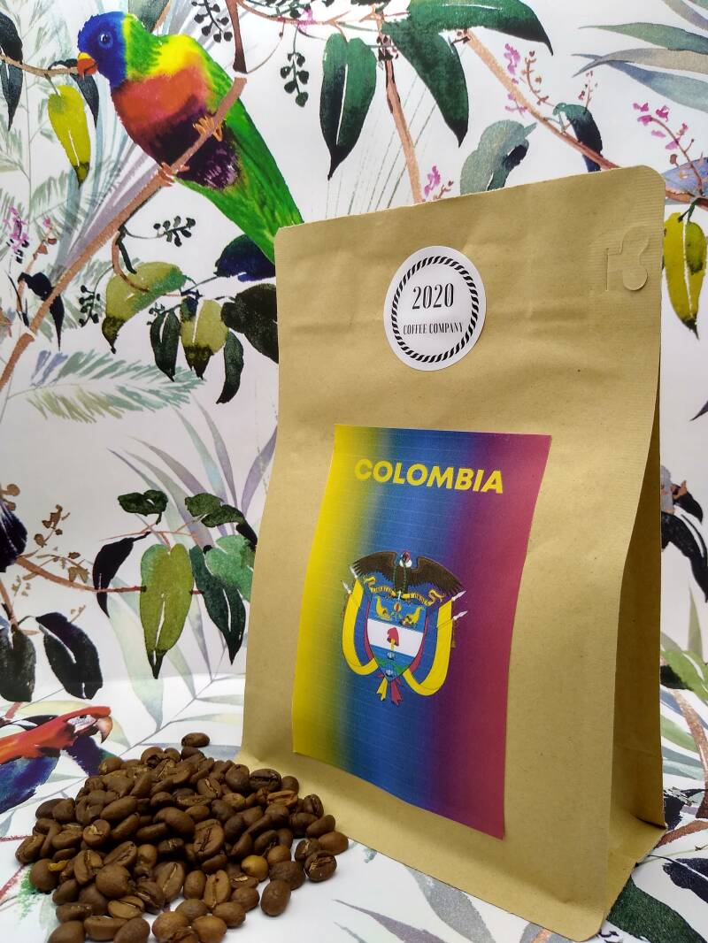 COLOMBIA SWISS WATER DECAF  227g