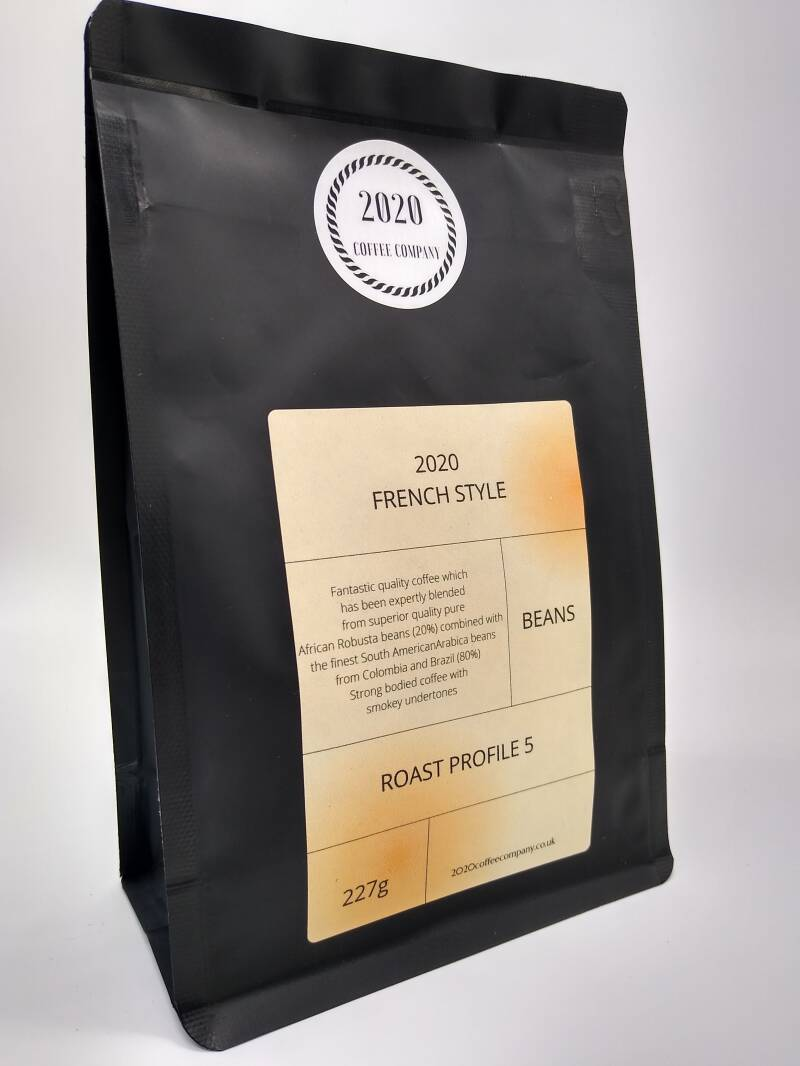 2020 FRENCH STYLE COFFEE   227G