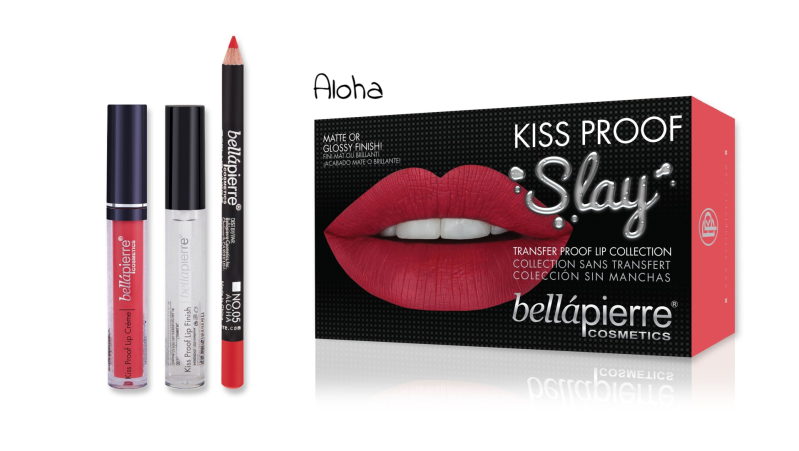 Bellápierre - Kiss Proof Slay Kits