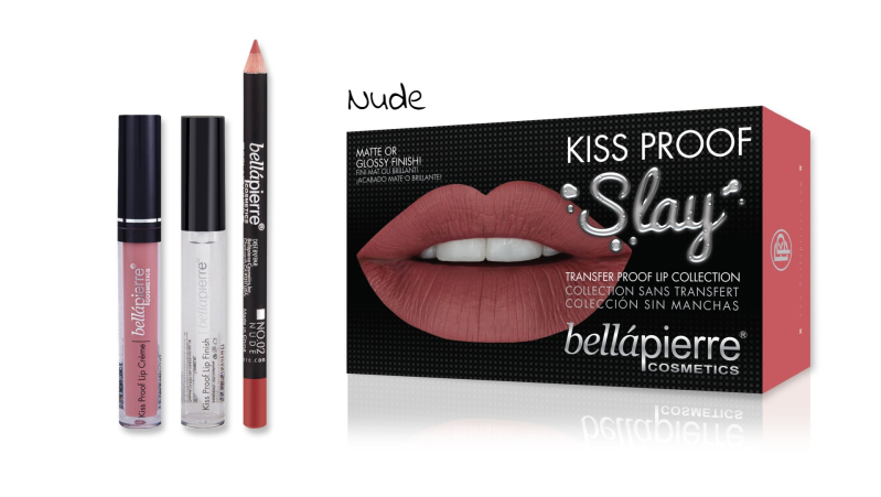 Bellapierre - Kiss Proof Slay Kits