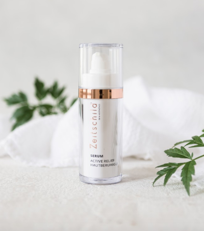 Zeitschild: Active Relief serum