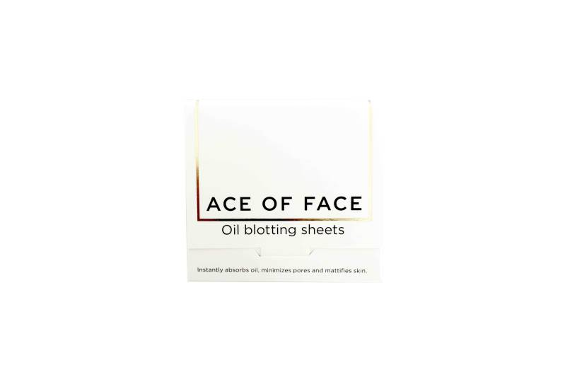 Ace of Face - Oil blotting Sheets