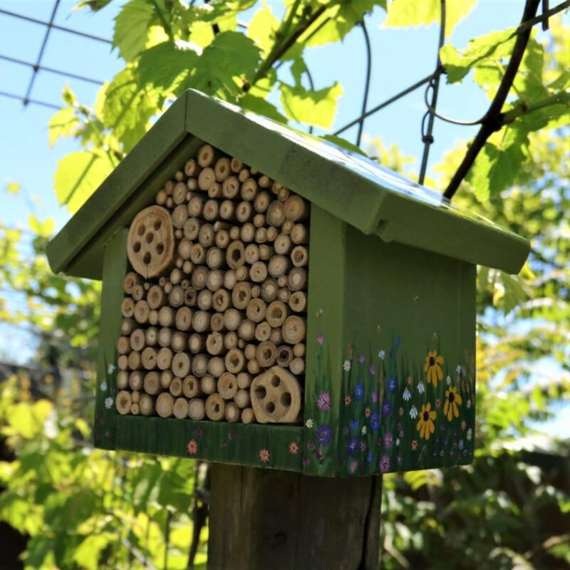 Beehouse Simple- Green/mixed