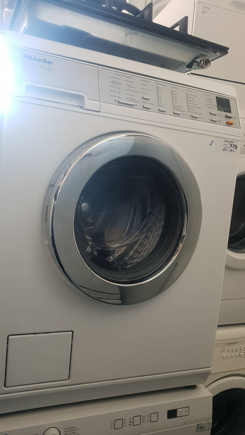 Miele Softcare system wasmachine V 5845 waterproof system  5kg 1450 toeren A