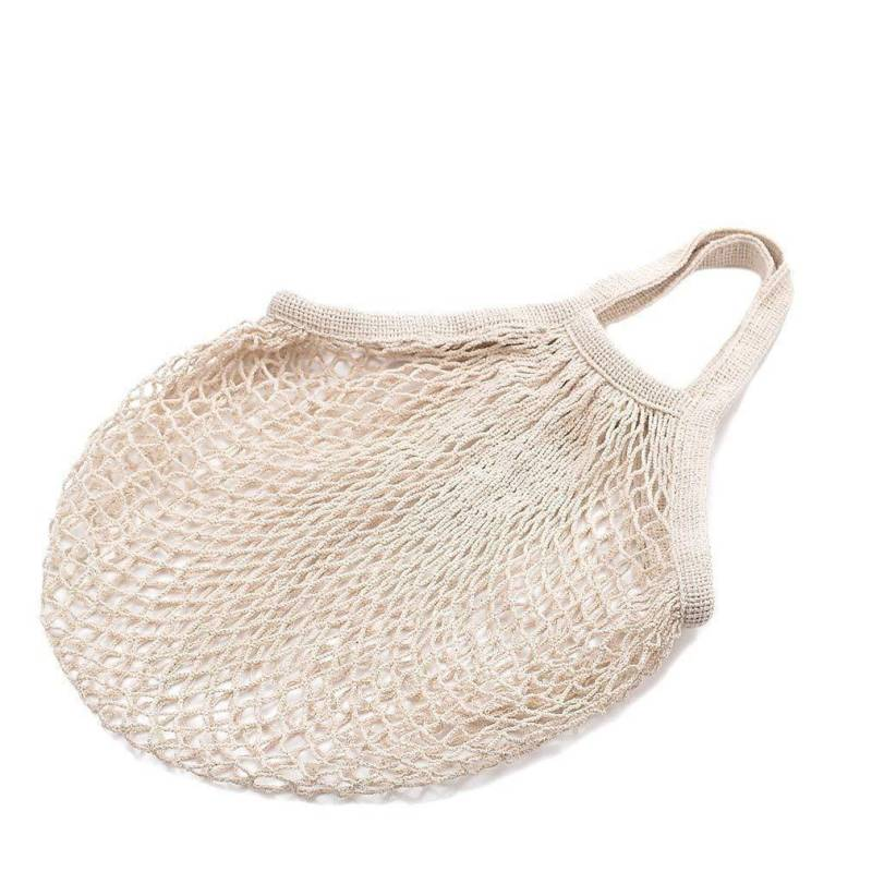 2 X Net bag : Natural color and black available : 2 pieces/set