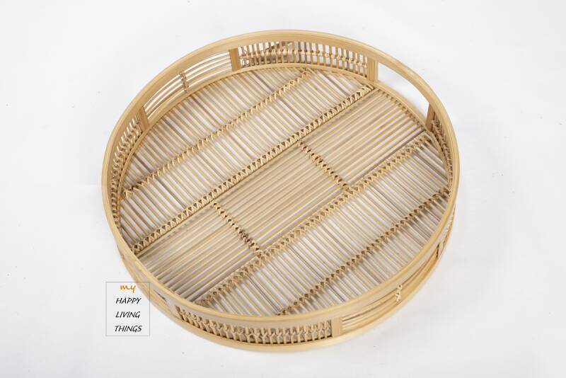Decorative Bamboo  tray
