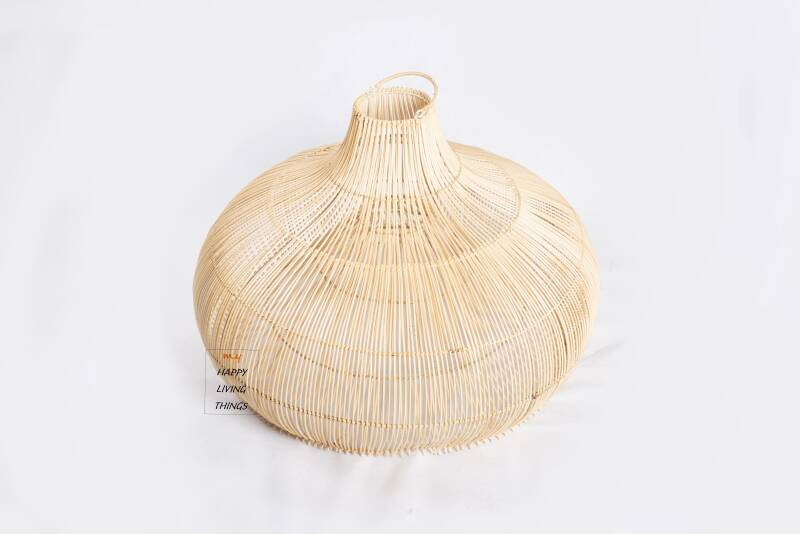 Lamp-shade Kubah Tumpuk natural : Extra Large