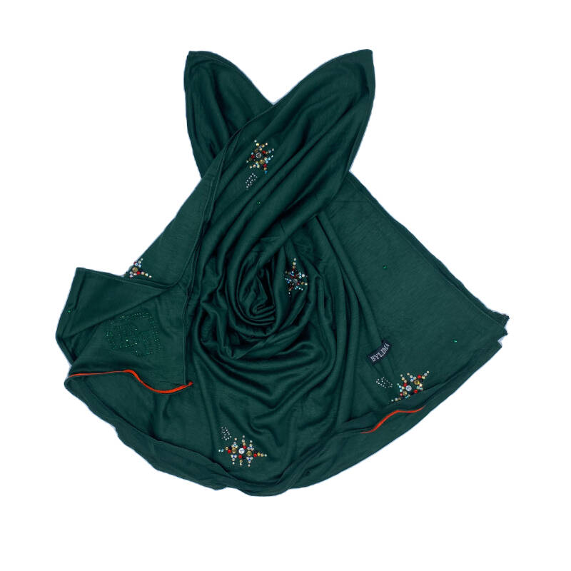 Bylima Luccichio Moroccan-green