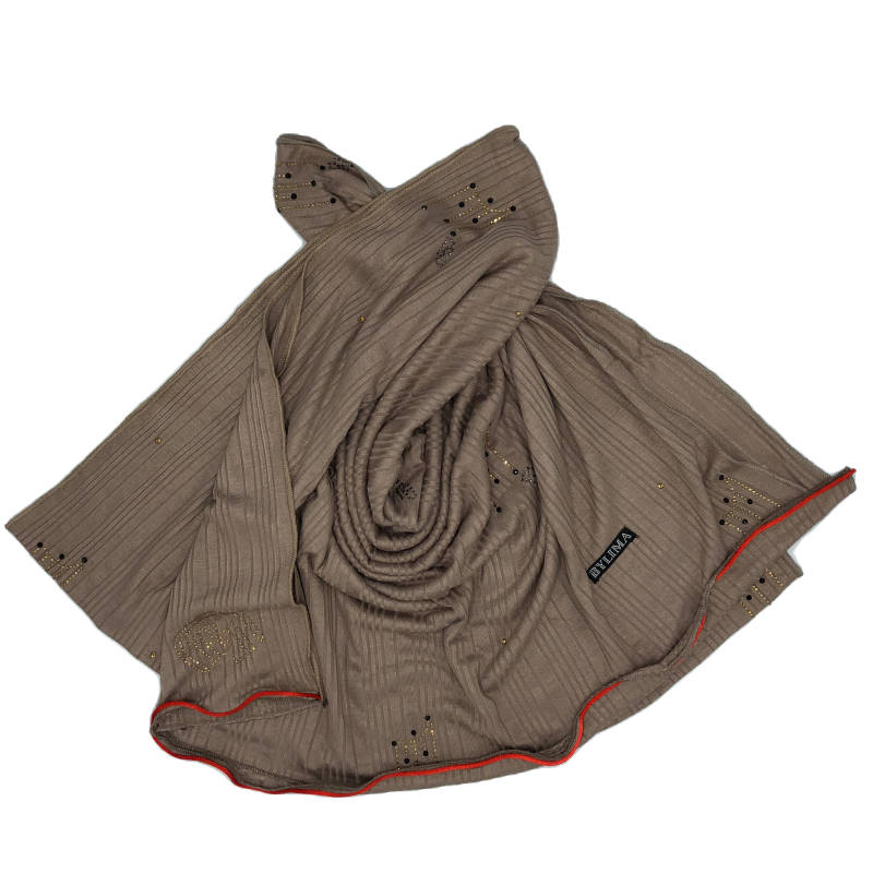 Bylima scarf the sound camel fw19
