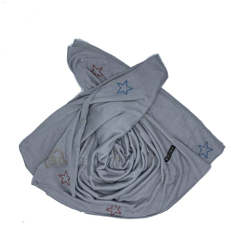 Bylima sea star multicolor grey ss19