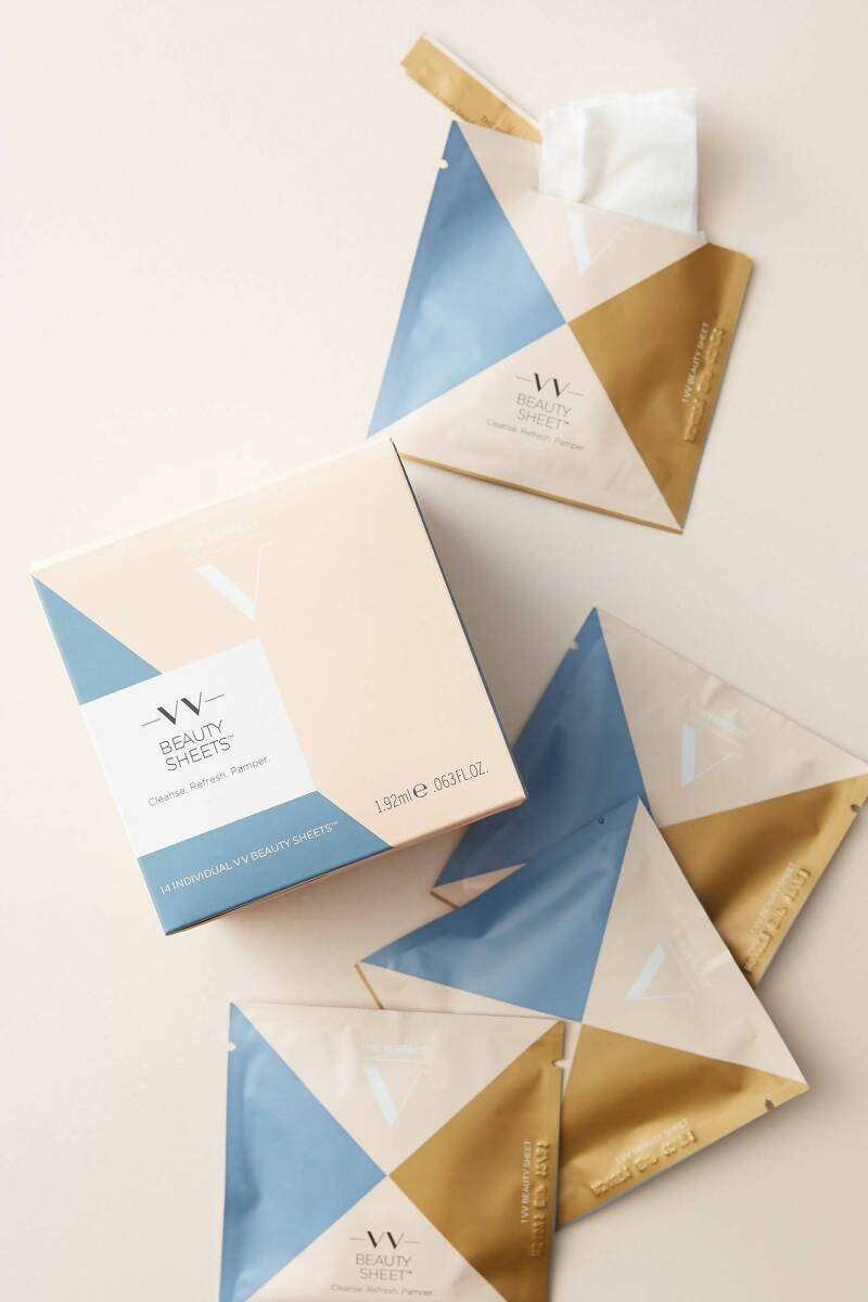 VV Beauty sheets - 14 stuks