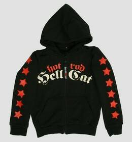 [50003]  Hooded sweater van Hotrod Hellcat