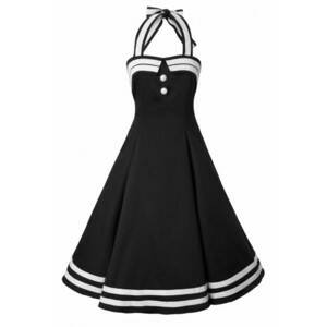 [17080]  Sindy Doll Dress Sailor van Collectif