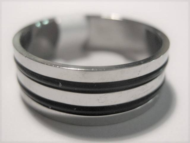 [13071]  Ring stainless steel