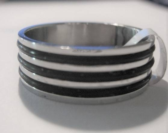 [13079] Ring stainless steel