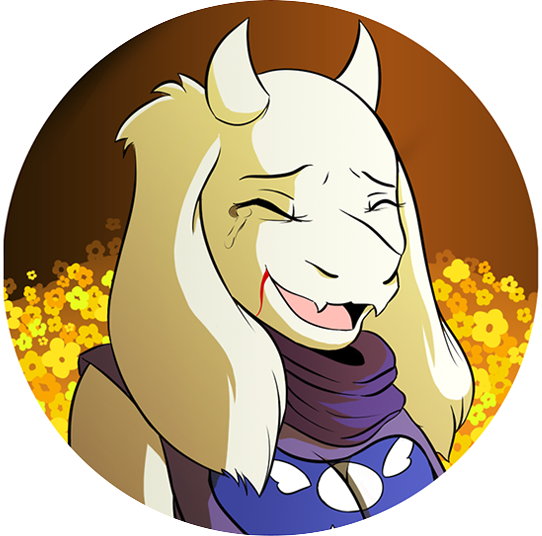 Crying Toriel