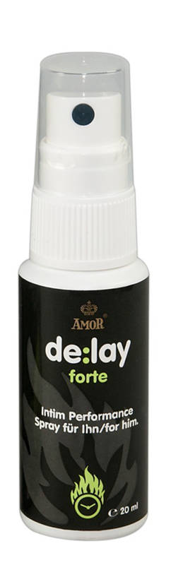Orgasme Vertragende Spray - Delay Forte