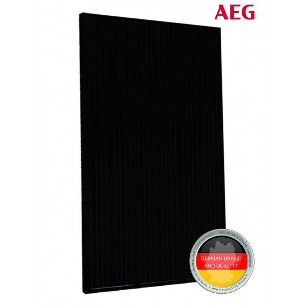 SALE!   AEG AS-M606B 310 Mono Full Black 5 busbars