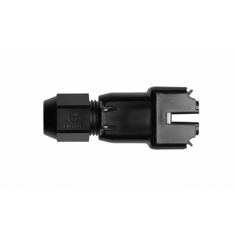 Male fieldwireable connector Q kabe