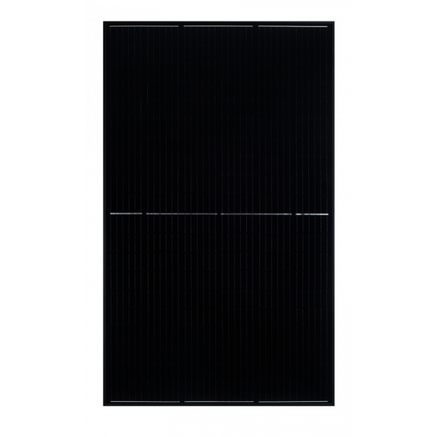 18 zonnepanelen QCell 335 wp mono Duo all-black pakket