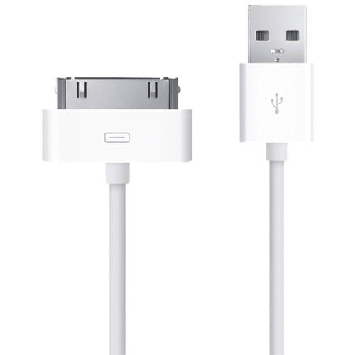 Apple 30 pin USB kabel