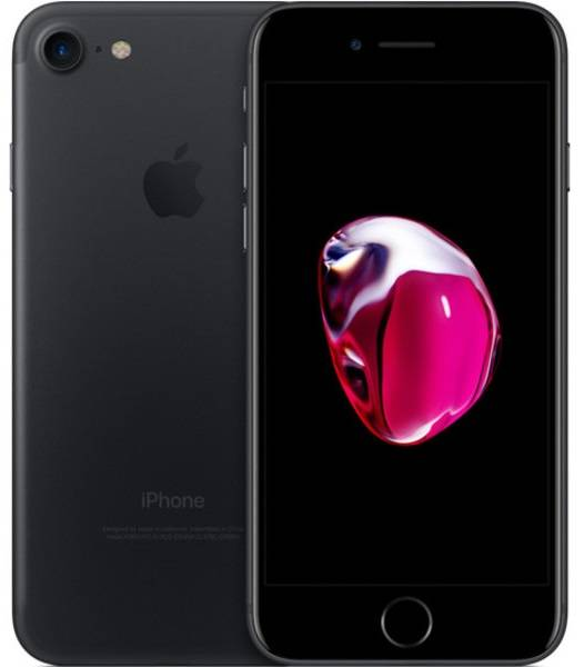 iPhone 7 128GB Mat Zwart