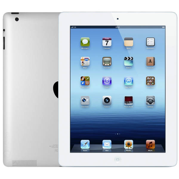 iPad 4 16GB Wit