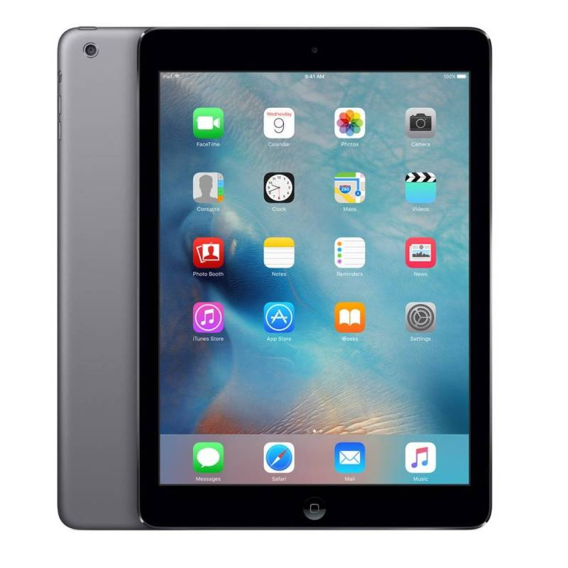 iPad 2017 32GB Zilver
