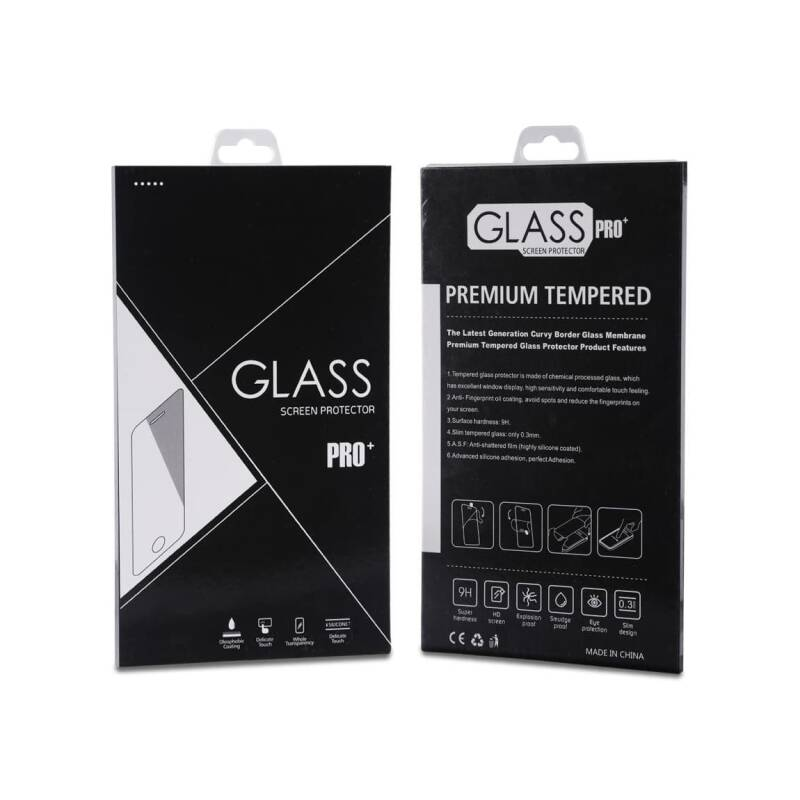 iPhone X glazen screenprotector