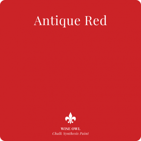 Antique Red   8oz