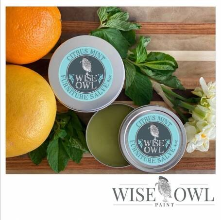 furniture salve citrus mint 4oz