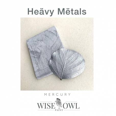 metallic mercury 8oz