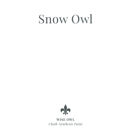Snow Owl 8oz