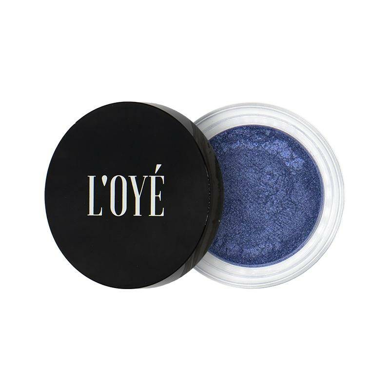 Mineral eyeshadow Blueberry