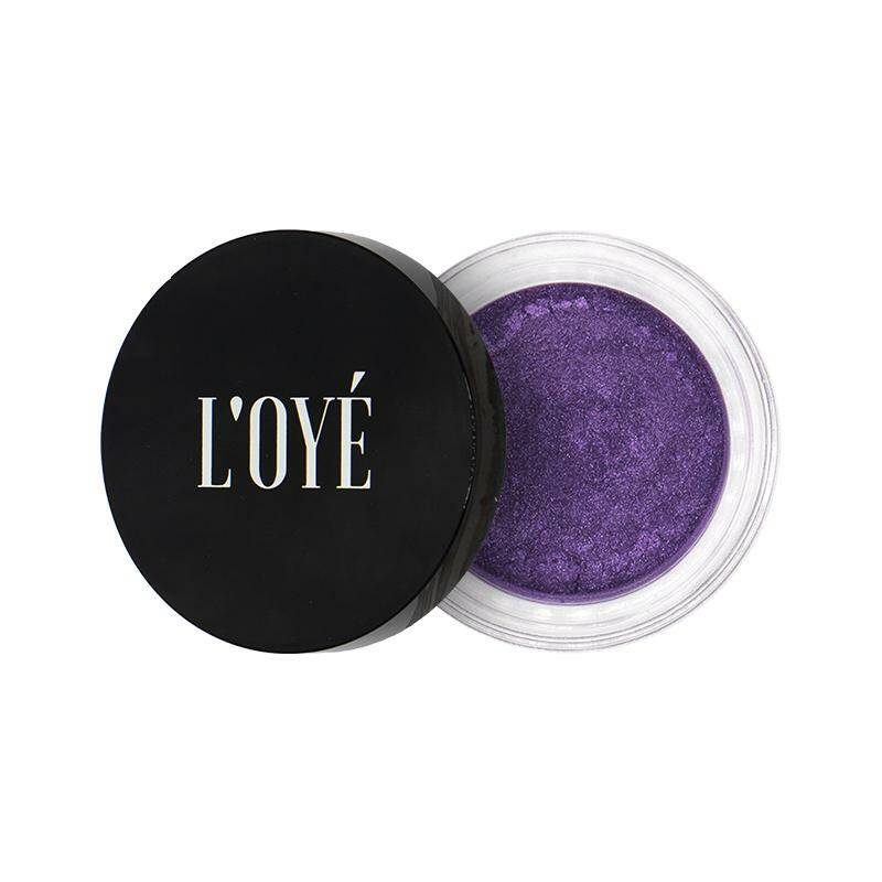 Mineral eyeshadow Purple Dream